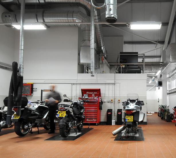 Ducati Dealership Cardiff